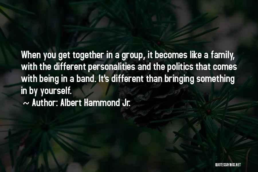 Albert Hammond Jr. Quotes 936235