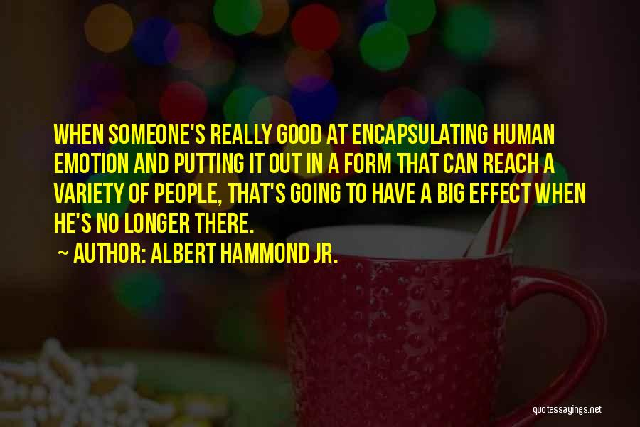 Albert Hammond Jr. Quotes 945618