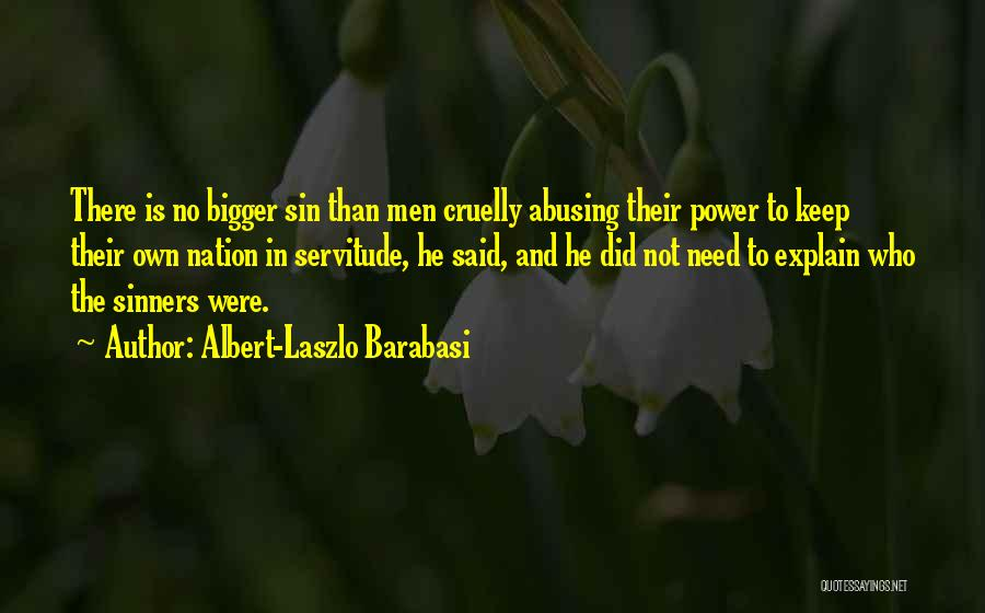 Albert-Laszlo Barabasi Quotes 1823797