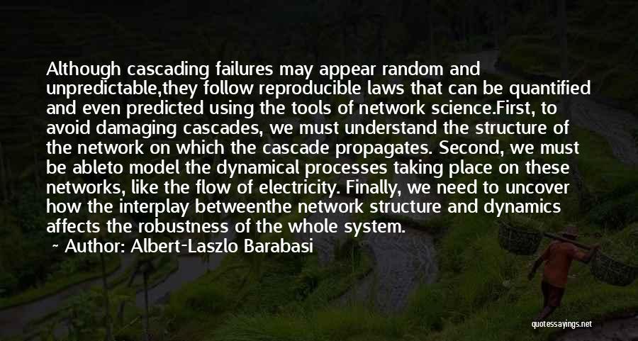 Albert-Laszlo Barabasi Quotes 2044928