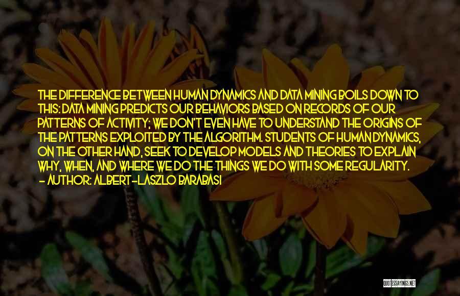 Albert-Laszlo Barabasi Quotes 281855