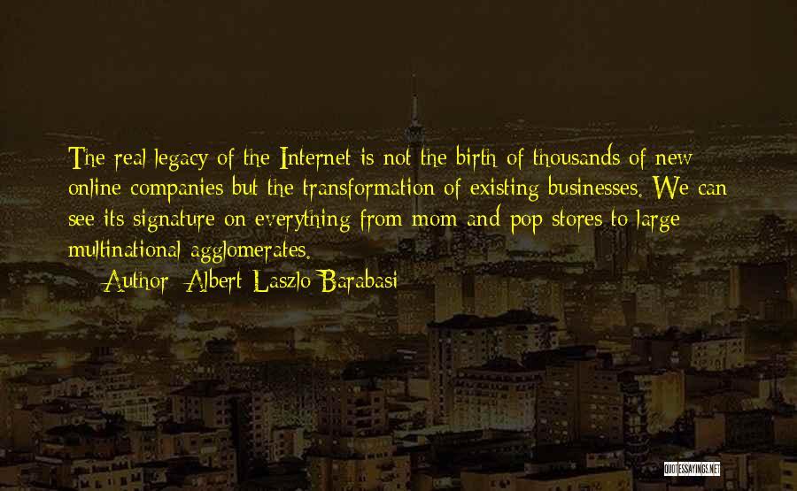 Albert-Laszlo Barabasi Quotes 688333