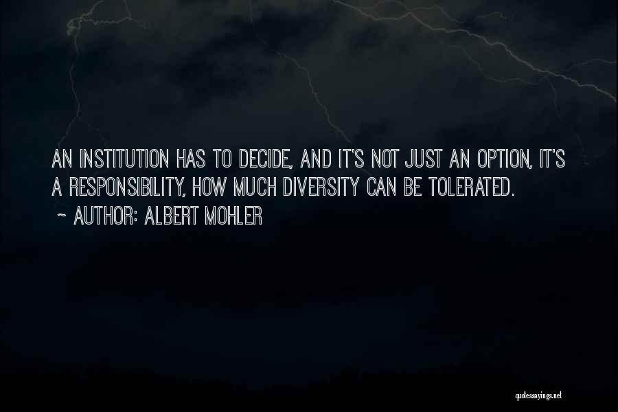 Albert Mohler Quotes 1140576