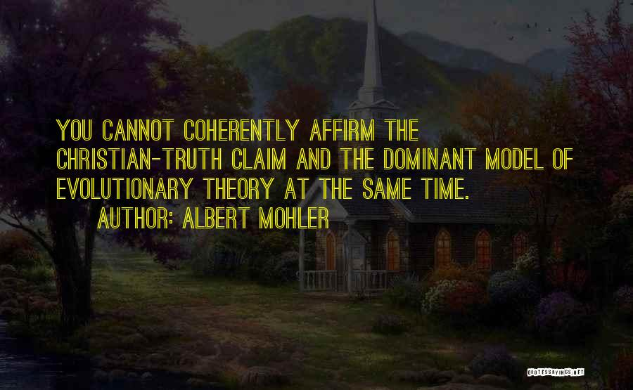 Albert Mohler Quotes 1176489