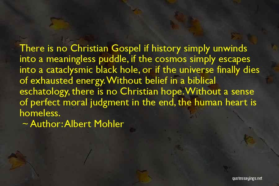 Albert Mohler Quotes 1258967