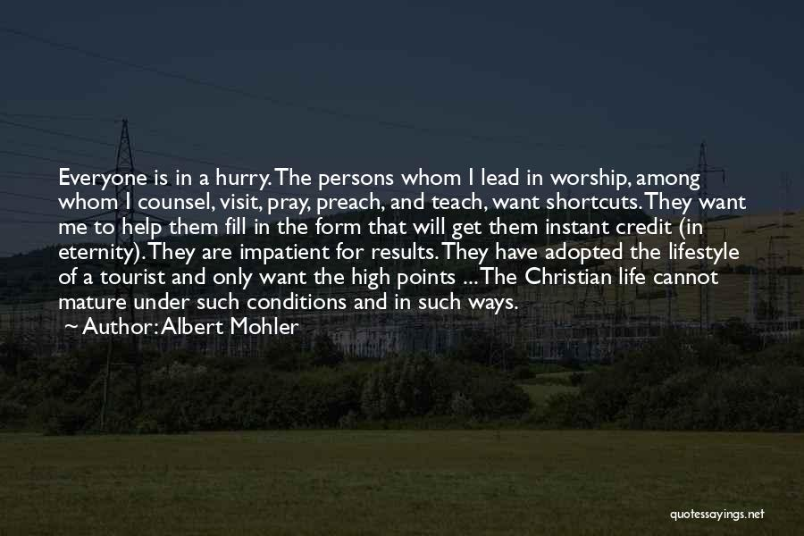 Albert Mohler Quotes 1582198