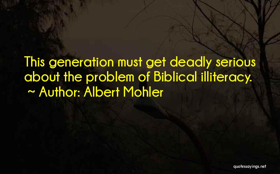 Albert Mohler Quotes 1593857