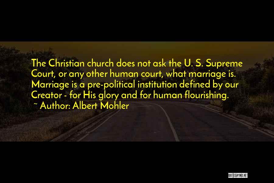 Albert Mohler Quotes 1843077