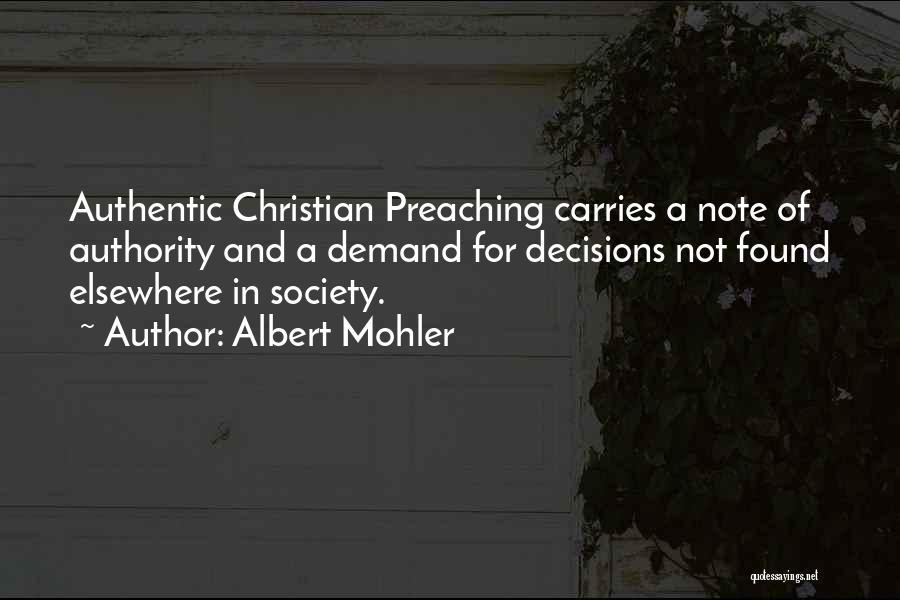 Albert Mohler Quotes 2005648