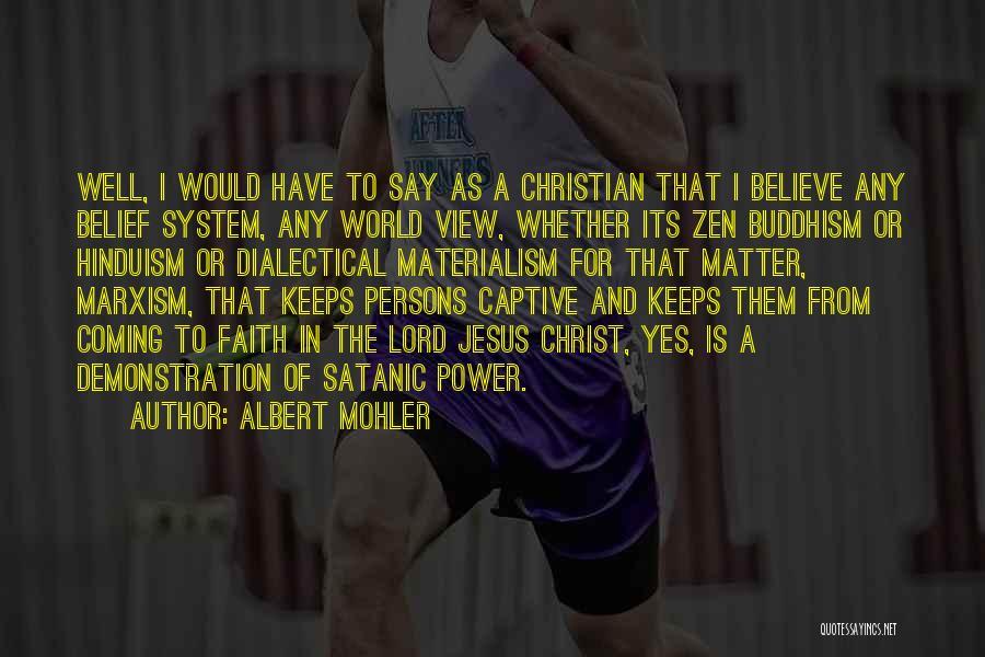 Albert Mohler Quotes 2094961