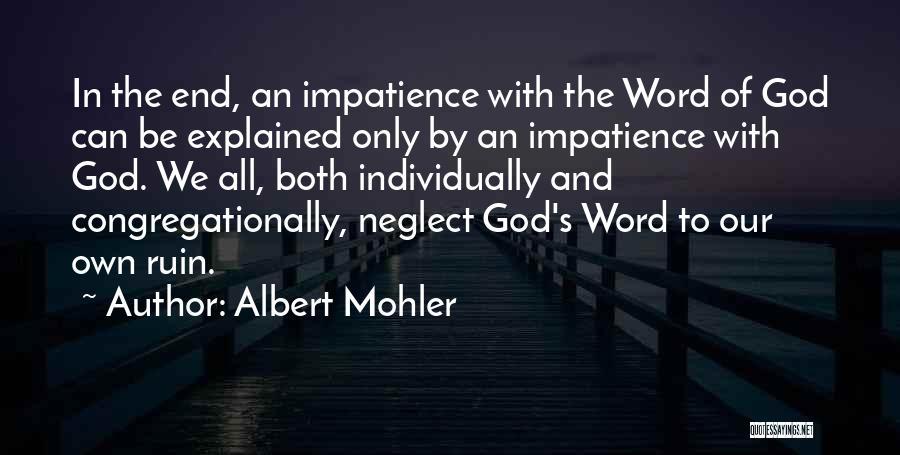 Albert Mohler Quotes 2167228