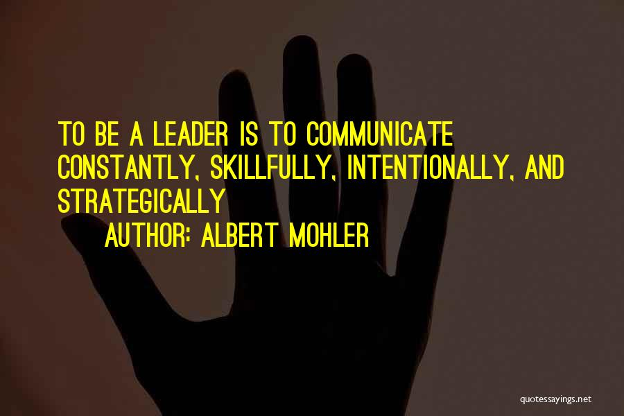 Albert Mohler Quotes 2232497