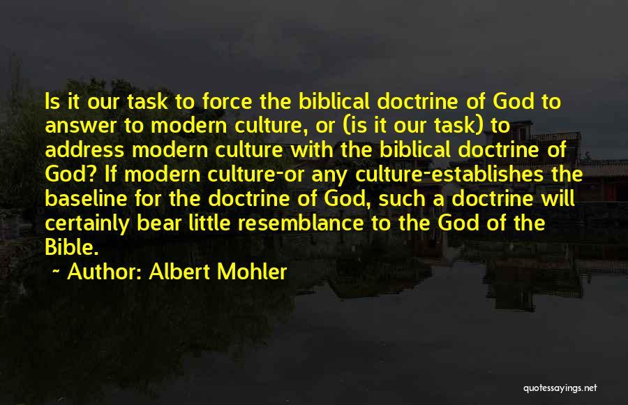 Albert Mohler Quotes 322507