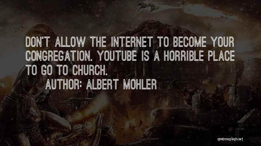 Albert Mohler Quotes 365254