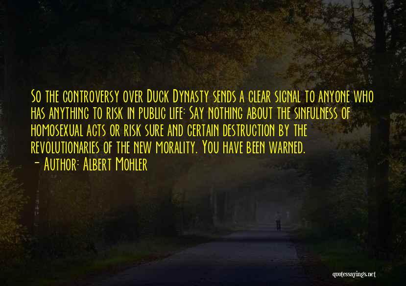 Albert Mohler Quotes 615657