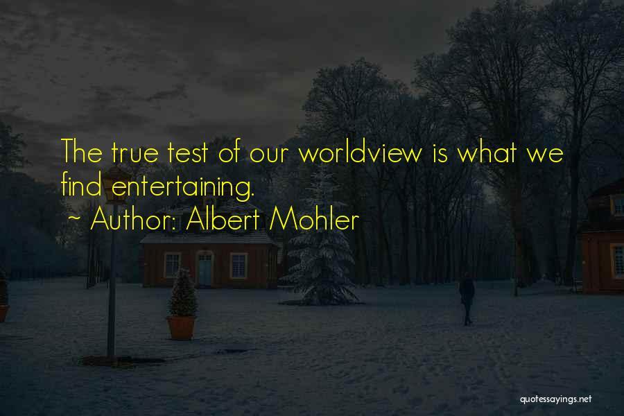 Albert Mohler Quotes 761643