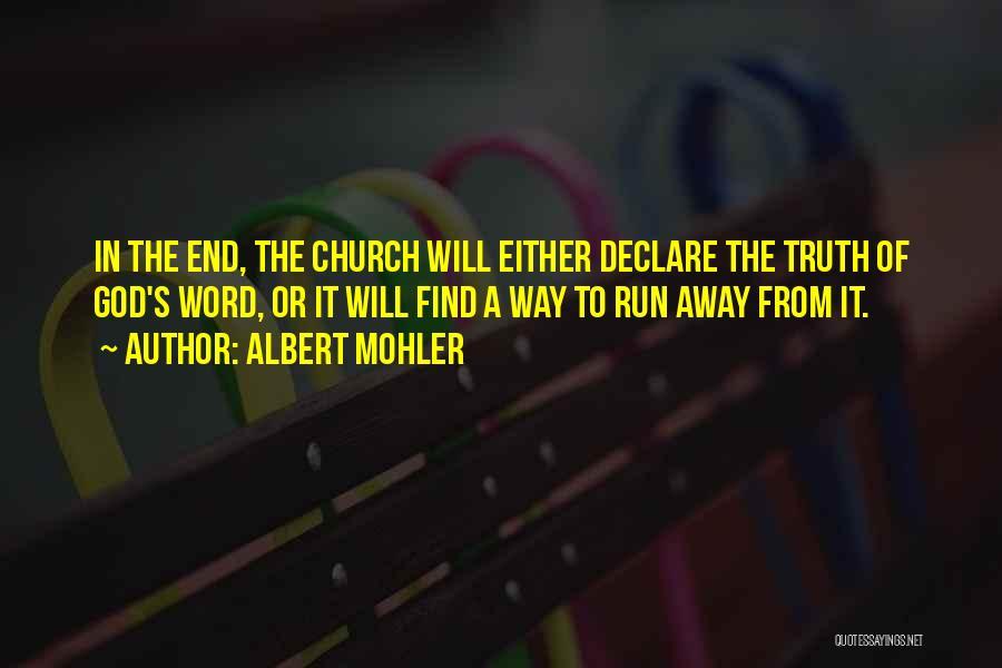 Albert Mohler Quotes 938107