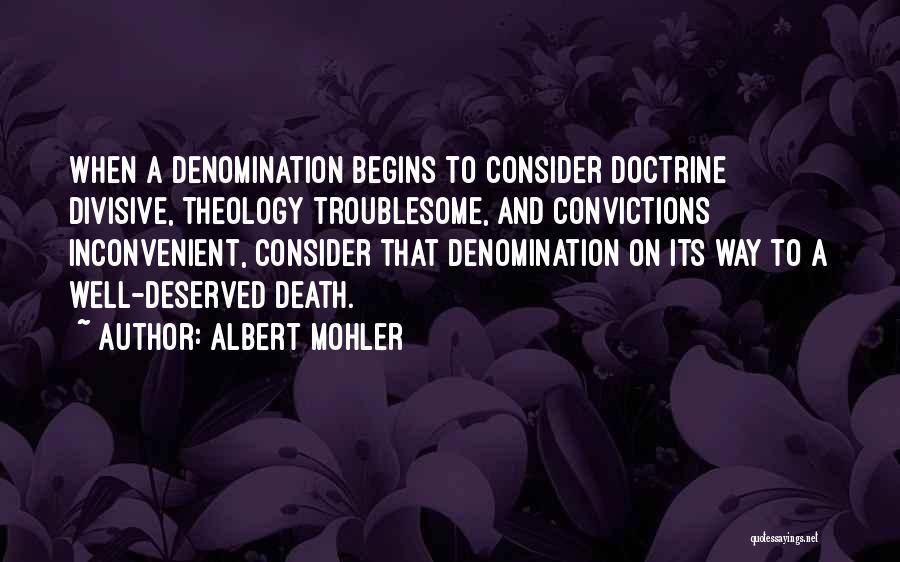 Albert Mohler Quotes 977314