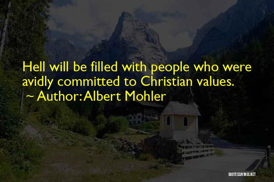 Albert Mohler Quotes 998639