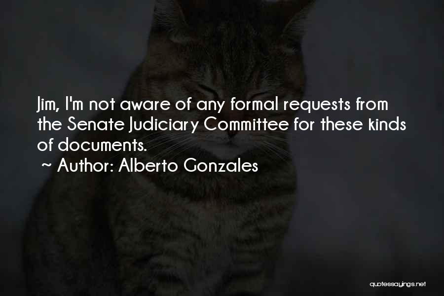 Alberto Gonzales Quotes 1268465