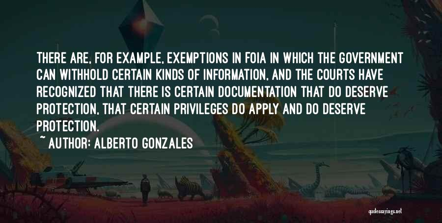 Alberto Gonzales Quotes 599583