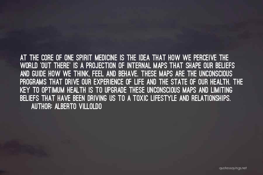 Alberto Villoldo Quotes 1025051