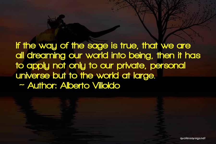 Alberto Villoldo Quotes 1229110