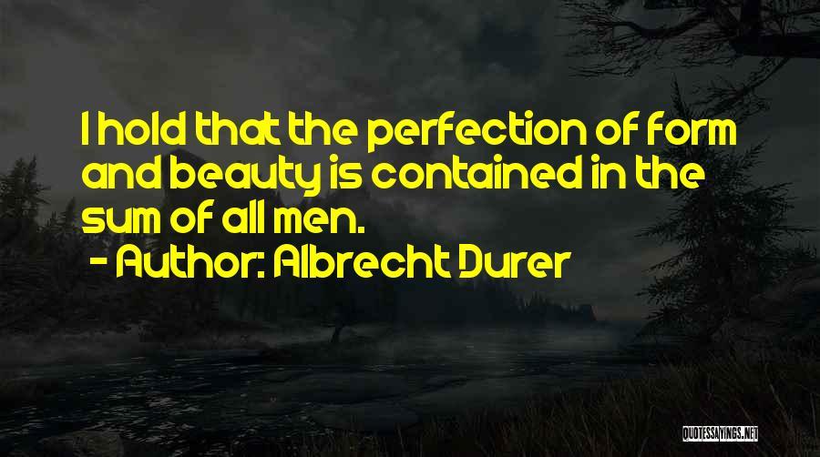 Albrecht Durer Quotes 2009948