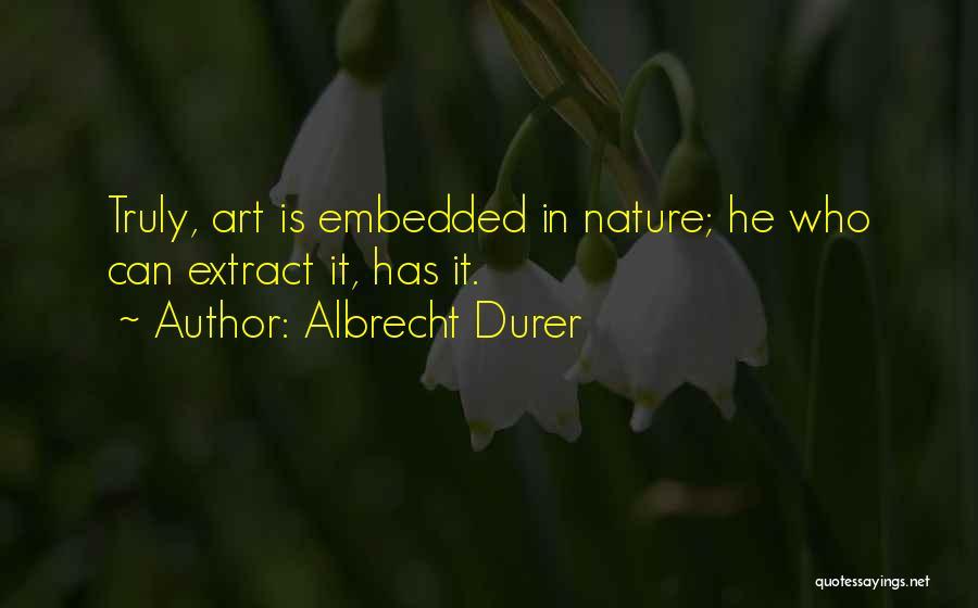 Albrecht Durer Quotes 2053460