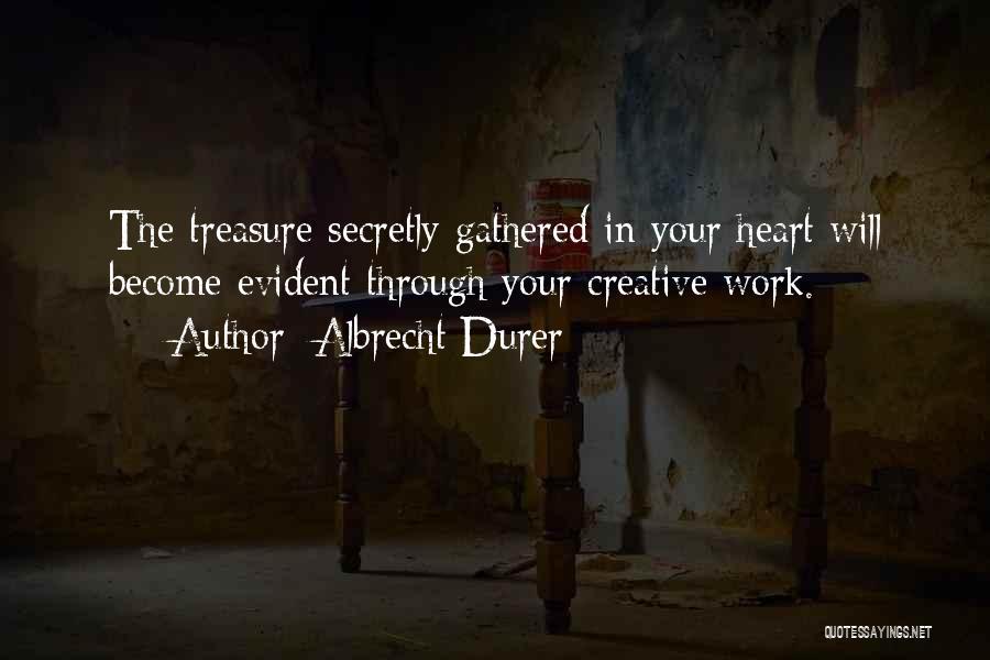 Albrecht Durer Quotes 331995