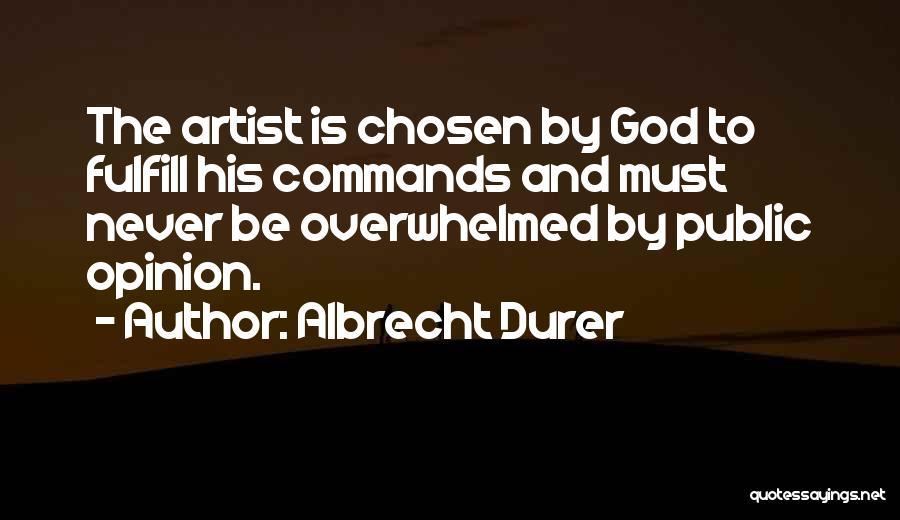 Albrecht Durer Quotes 780251