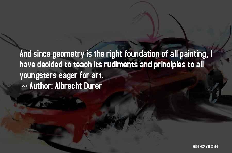 Albrecht Durer Quotes 925699