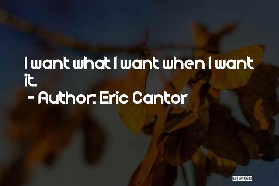 Alcoholics Quotes By Eric Cantor