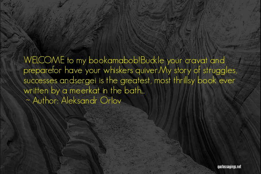 Aleksandr Orlov Quotes 707721