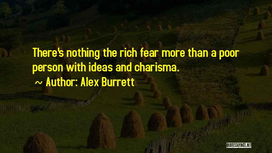 Alex Burrett Quotes 1781586