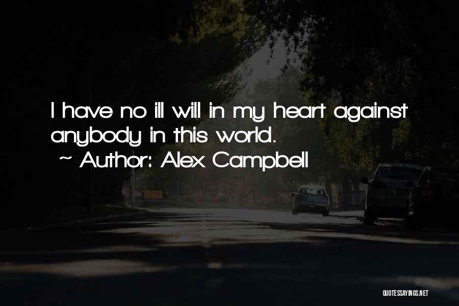 Alex Campbell Quotes 2231440