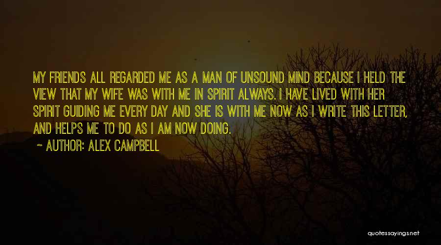Alex Campbell Quotes 2236673