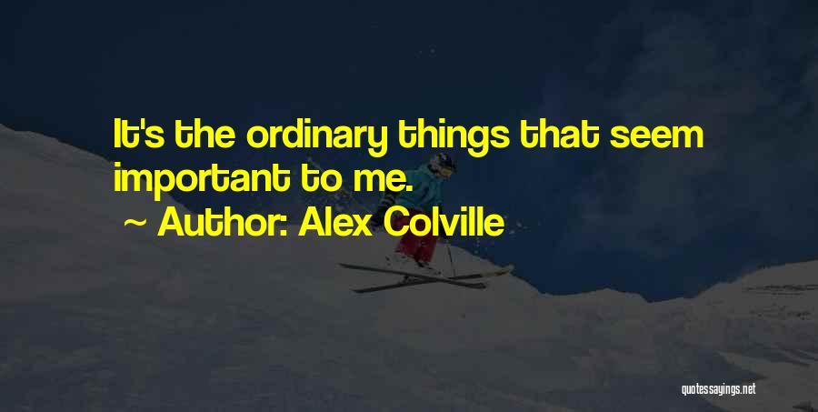 Alex Colville Quotes 703252