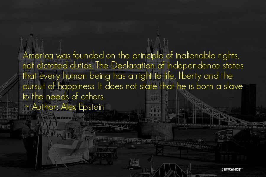 Alex Epstein Quotes 1406218