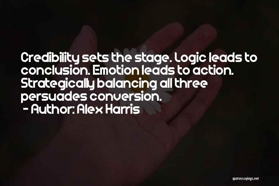 Alex Harris Quotes 1081249
