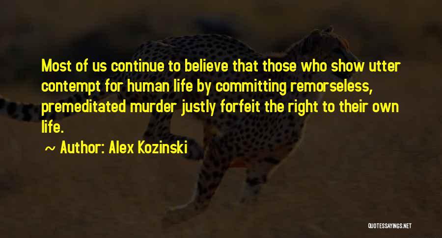 Alex Kozinski Quotes 1122015
