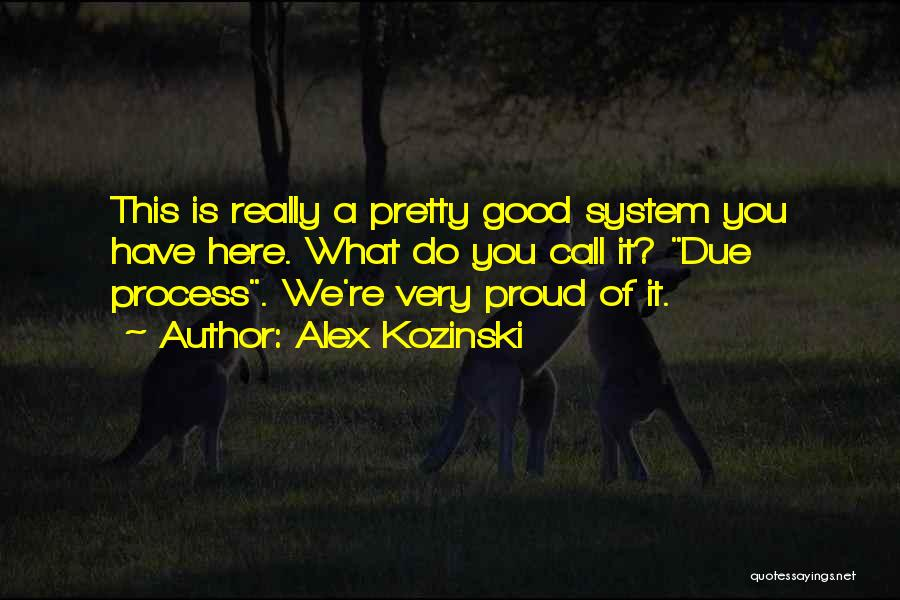Alex Kozinski Quotes 207065