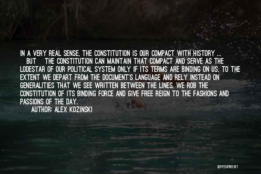 Alex Kozinski Quotes 285094