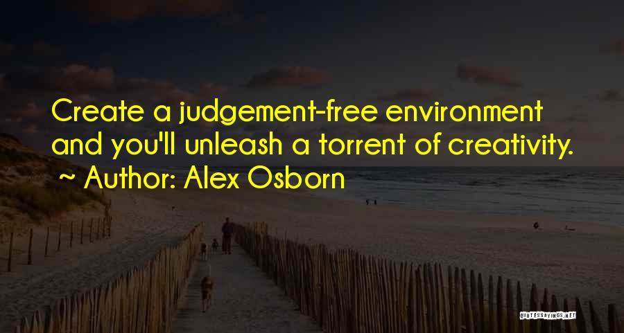 Alex Osborn Quotes 651228
