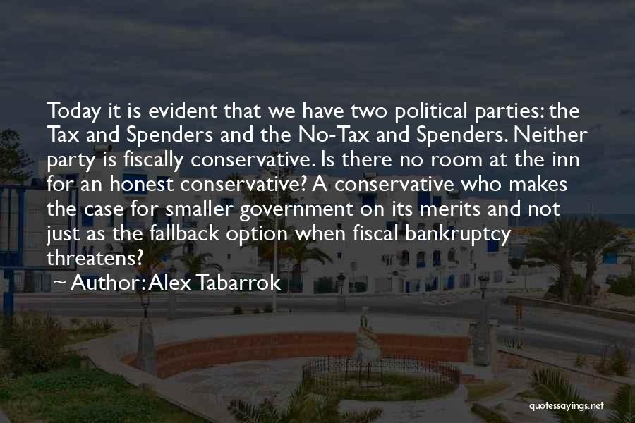Alex Tabarrok Quotes 1337520