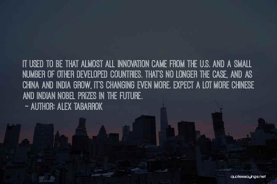 Alex Tabarrok Quotes 1451982
