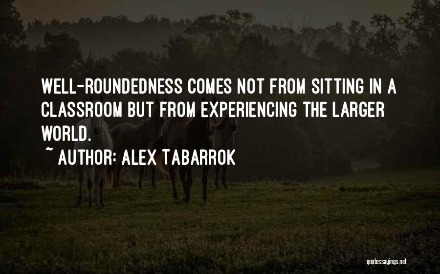 Alex Tabarrok Quotes 1513096