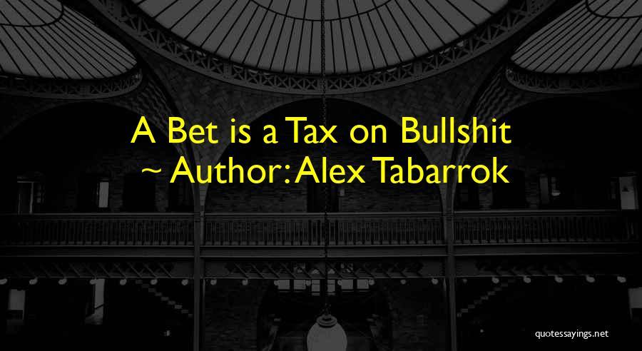 Alex Tabarrok Quotes 1544141