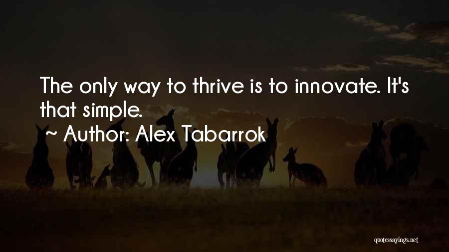 Alex Tabarrok Quotes 304024