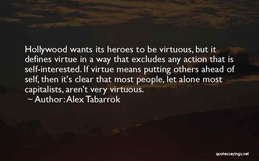 Alex Tabarrok Quotes 338536
